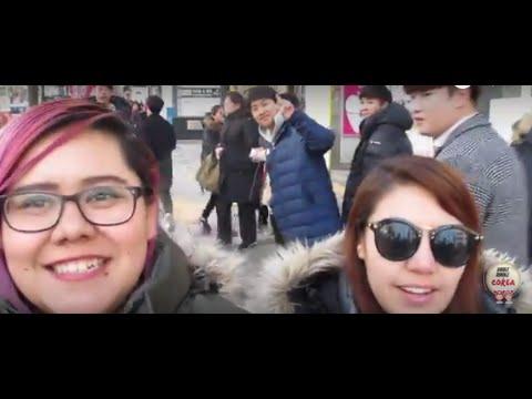 DoubleTrouble TV 222: Coreanas borrachas en la calle [Daily Life in Korea Vlogs] ♥ #DTEC