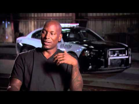 Tyrese Gibson 'Fast Five' Interview - YouTube