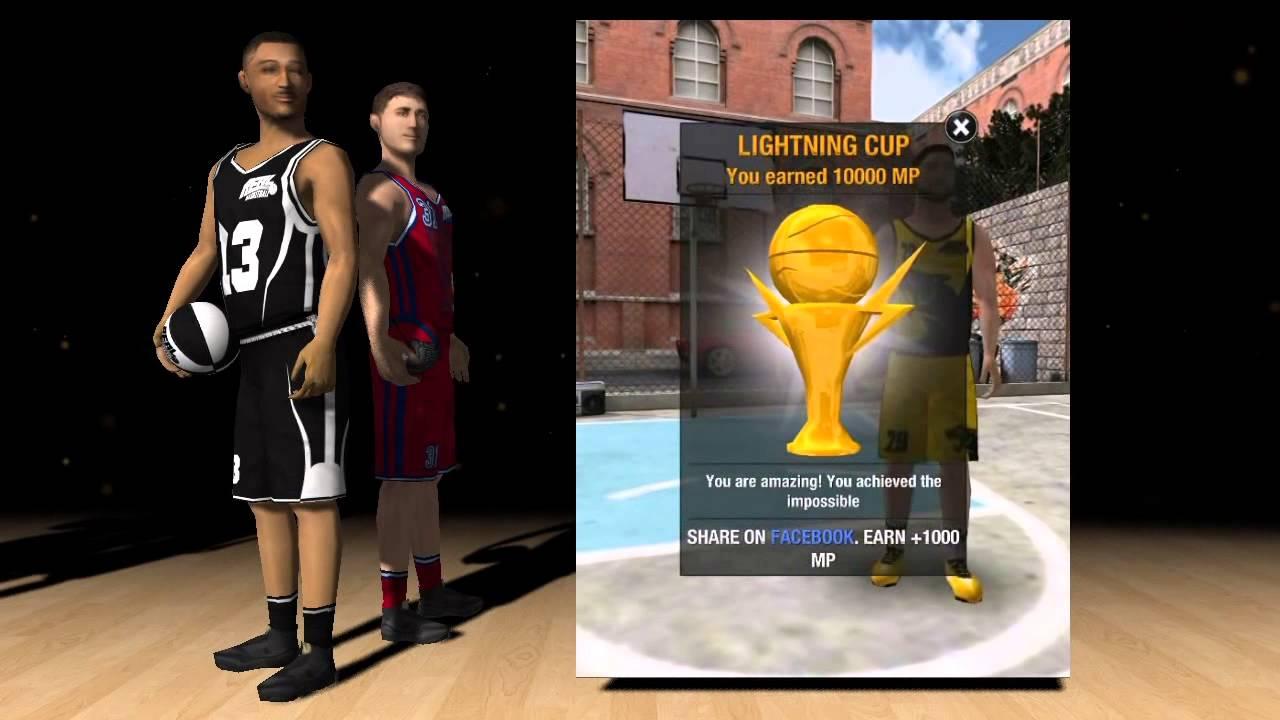 Play Real Basketball on PC 2