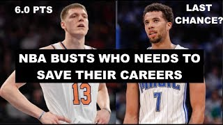 NBA Busts Who Have One Last Chance To Save Their Careers In 2019-20 Season