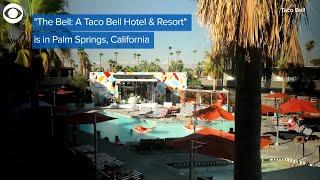 WEB EXTRA: Taco Bell Hotel