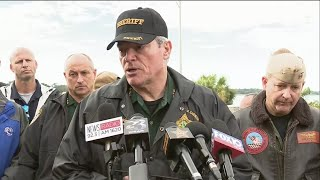 Escambia sheriff gives updates on shooting at Naval Air Station Pensacola