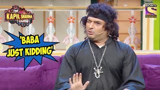 Kappu Sharma Claims To Be  'Baba Just Kidding' - The Kapil Sharma Show