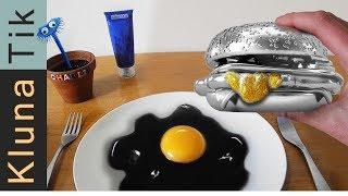 Eating colored food!! | KLUNATIK COMPILATION  ASMR eating sounds no talk