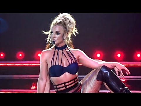 Britney Spears - Breathe On Me & Touch Of My Hand (Live From Las Vegas)