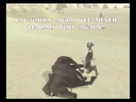 Agro Shadow of The Colossus Death Shadow of The Colossus Agro