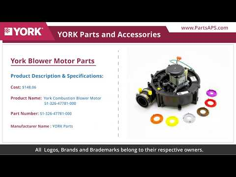 York Parts | York Furnace Parts - PartsAPS