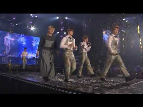 SUPER SHOW 4 Highlight_엉뚱한 상상 (White Christmas)