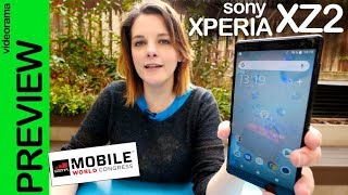 Video Sony Xperia XZ2 KQx6JZNIUdc