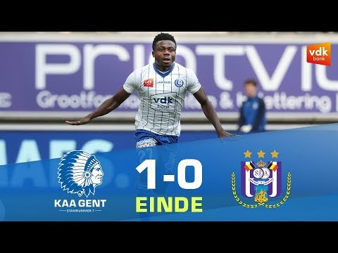 Gent vs RSC Anderlecht