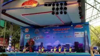 Hội thi aerobic mầm non 2017- tình bằng có cái trống cơm remix