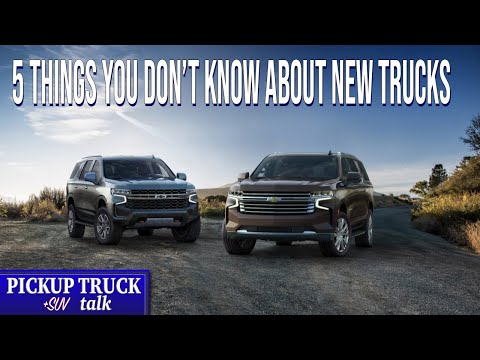 Interesting Details about 2021 Chevy Tahoe, 2021 Chevy Suburban