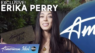 """Erika Perry Shares How Katy Perry Saw Right Through Her """"ET"""" Persona - American Idol 2021"""