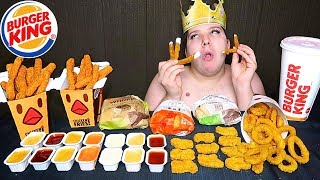 Burger King • MUKBANG