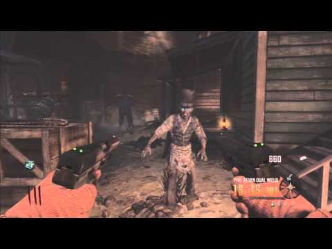 Black Ops 2 Zombies Buried Leroy Building Ability - BO2 How To Get Leroy To Build Equipment TUTORIAL - Smashpipe Games
