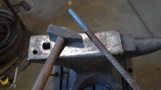 Forging Rebar Yes or No
