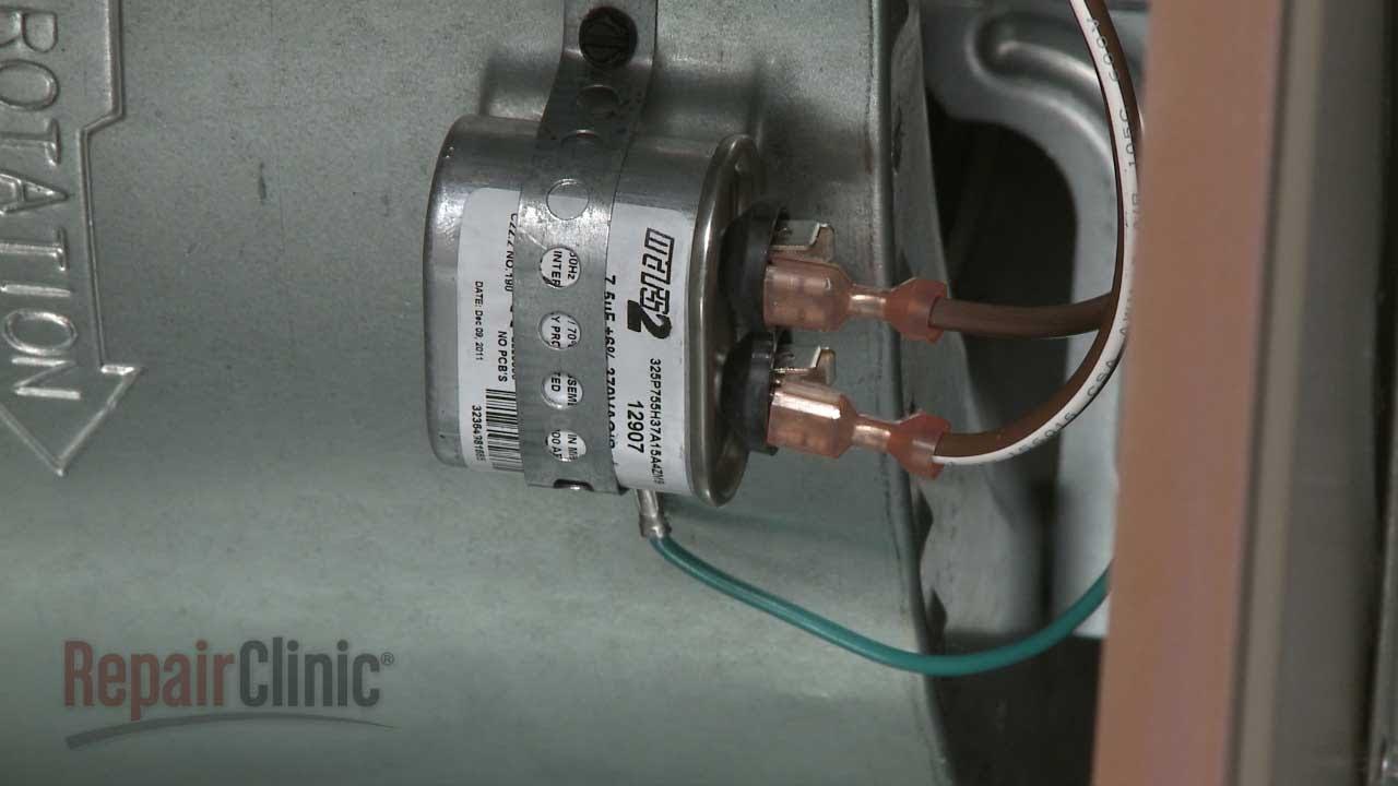 Furnace Run Capacitor Replacement York Furnace Repair