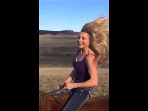 Sunday bareback ride