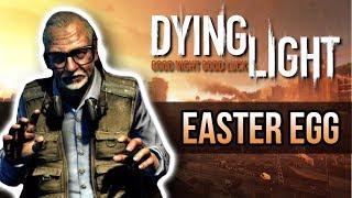 New George Romero Easter Egg (Dying Light)