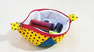 Travel Storage bag | 旅行小巧包 |创意收纳包【手作包教学】❤❤