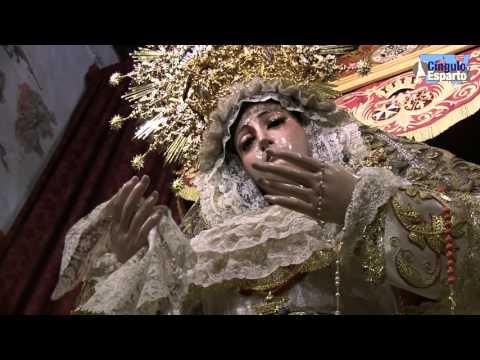 Reposición al culto de la Virgen del Rosario de Montesión