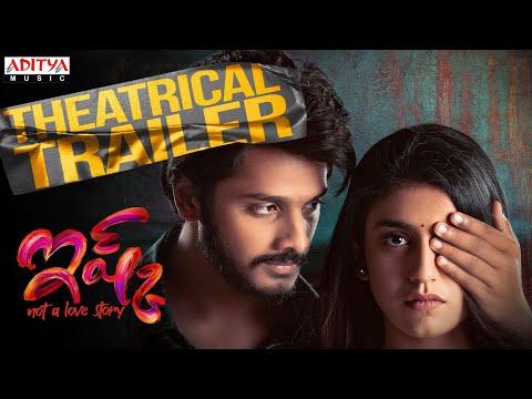 Ishq (Not a Love Story) Movie Trailer - Teja Sajja, Priya Varrier