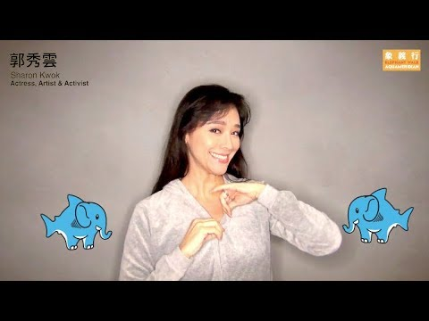 Elephant Walk 象義行 2017 除去壞觀念 Sharon Kwok 郭秀雲