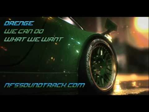 Drenge - We Can Do What We Want (Need For Speed 2015 Soundtrack)