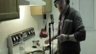 "Mac Lethal KILLS ""Look at Me Now"" (Pancake Rap)"