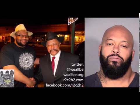 JUDGE JOE BROWN ON SUGE KNIGHT AND WHAT MAKES A GOOD WEAPON