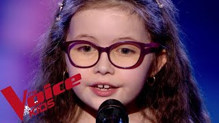 Céline Dion - My heart will go on | Emma | The Voice Kids France 2018 | Demi-finale