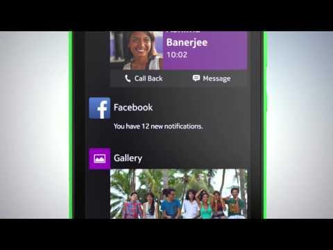 Android'li Nokia Modeli - Nokia X