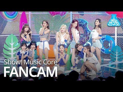 [예능연구소 직캠] WJSN - Boogie Up, 우주소녀 - Boogie Up @Show! Music Core 20190608
