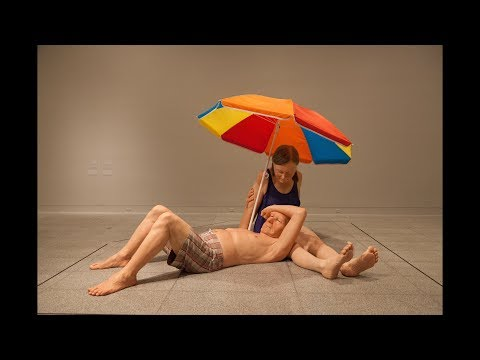 Art This Week-At the Museum of Fine Arts, Houston-Ron Mueck