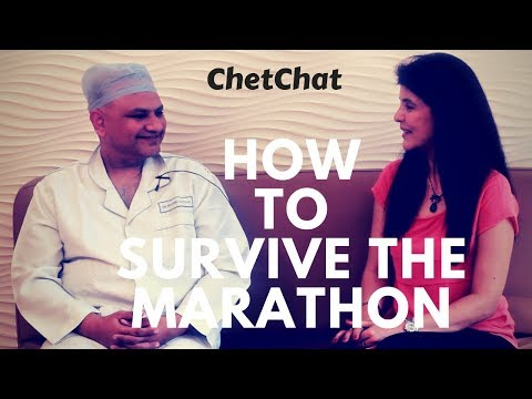 How to Survive the Marathon I How to Prepare 24 hours prior to a Marathon