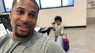 The Ellises: Vlog 057 - 2018 Family Vacation Part 1
