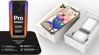 120Hz iPhones! Major iPhone 11 Leaks & Release Date!