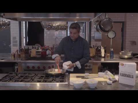 Corn & Crab Stir-Fry with Floyd Cardoz