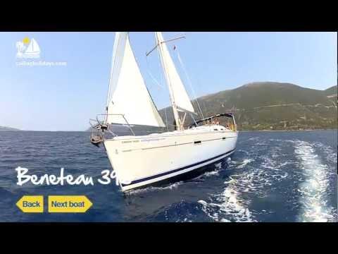 Sailing Holidays - Beneteau 393 - Flotilla Sailing