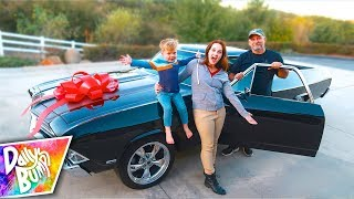 Surprising My Dad With His DREAM CAR!! (EMOTIONAL)