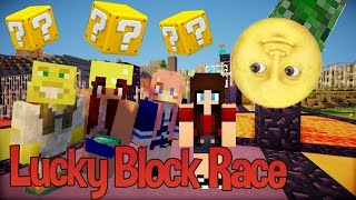 Heh | Lucky Blocks Race PVP Battle
