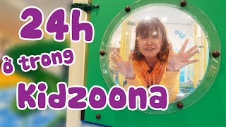 KIDZOOONA VÀ THỬ THÁCH 24H TRỞ VỀ TUỔI THƠ | PANDORA BOX