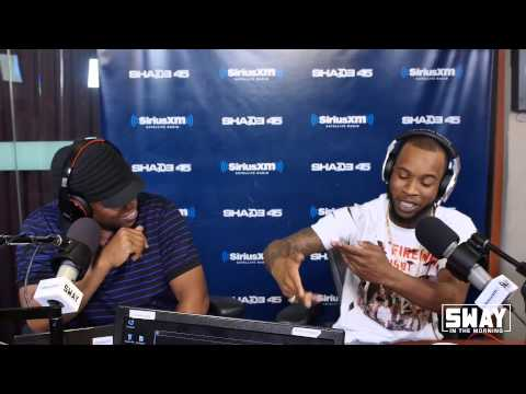 Tory Lanez Rips his 4-minute Freestyle on Sway in the Morning