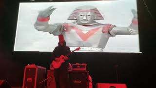 Buckethead Fourneau Cosmique Gas Monkey Live March 9, 2019