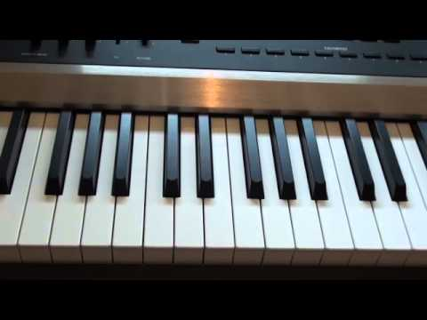 Baixar How to play Show Me Love (America) on piano - The Wanted - Piano Tutorial