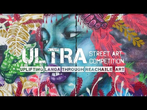 ULTRA Street Art Competition - Cape Town