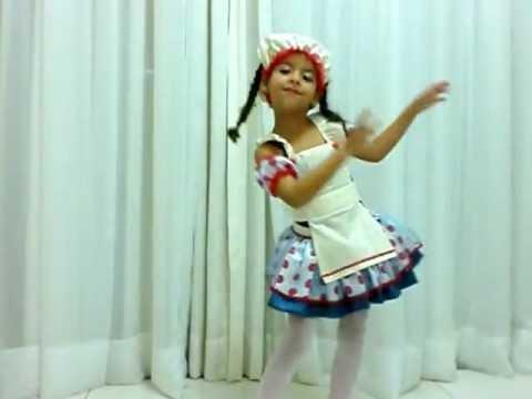 Baixar Dança infantil -  thu thuê thu thuê é uma dança tropical