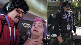 DrDisRespect's Best Moments from Twitch Con 2017