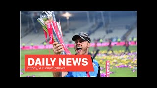Daily News - Rapids Clinch First T20 Title with Vitality Blast Final Triumph - Worcestershire CCC