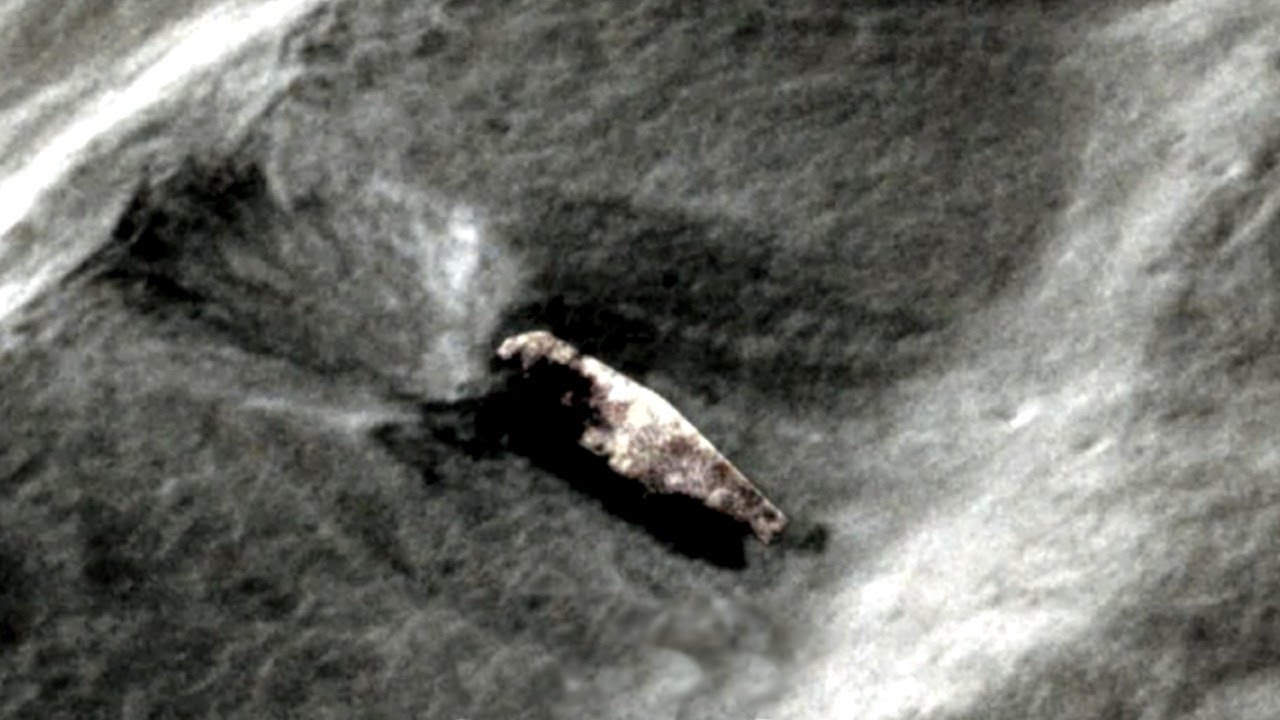 Crashed Spacecraft On Moon (page 3) - Pics about space